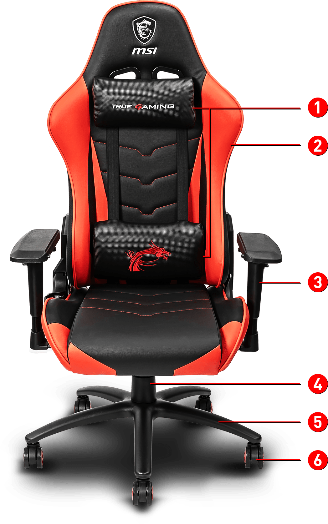 Remarkable Msi Mag Ch120 Gaming Chair Stay Unlimited Beyond Reality Caraccident5 Cool Chair Designs And Ideas Caraccident5Info