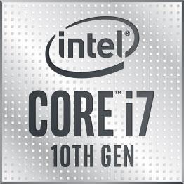 icon - intel I7 10th
