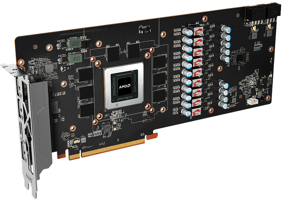 part of Radeon RX 5700 GAMING