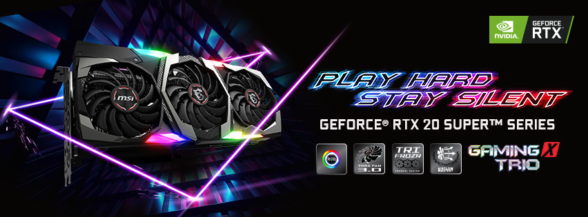 GeForce RTX 20 Super Series