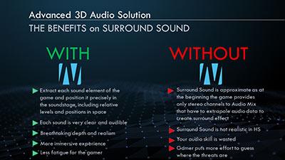 صوتی سه بعدی Nahimic