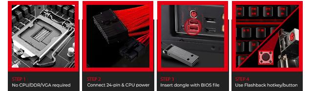 B550 BIOS