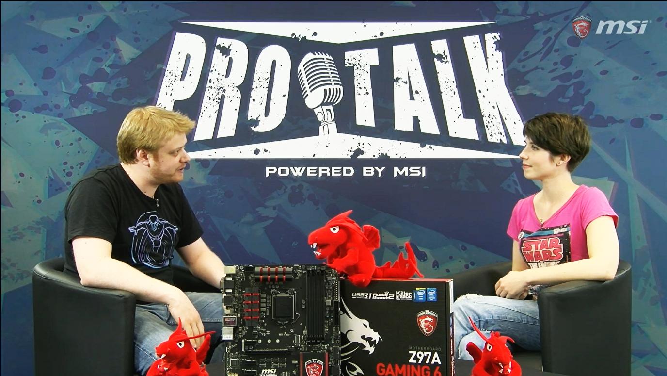 MSI Pro Talk #1: Pro Dota 2 Streamer TobiWan Zusammenfassung - Teil 2