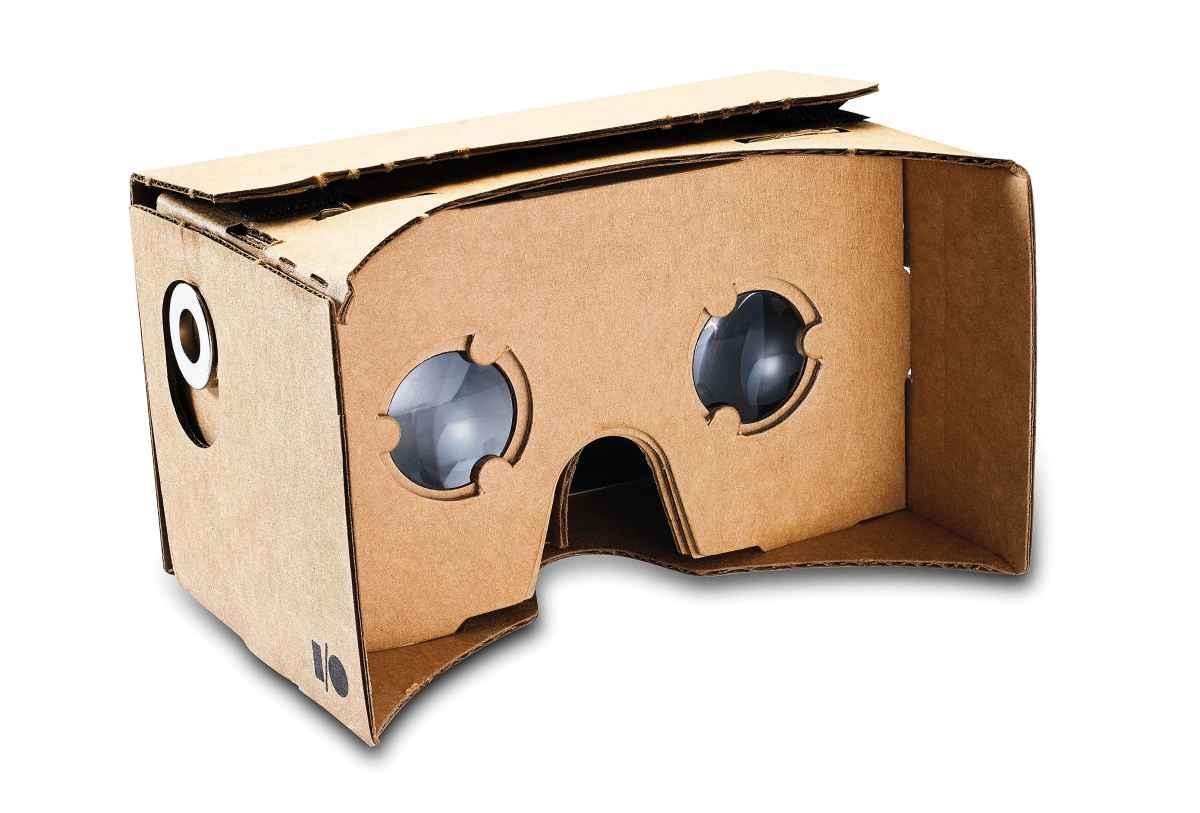 VR – Virtuelle Realität