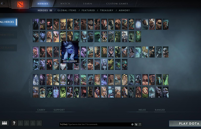 Dota 2 Grafik Tweak Guide für Notebooks
