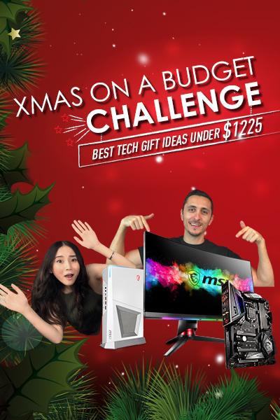 Лучшие идеи компьютерных подарков по цене не выше $1225: бюджетно и по-новогоднему!