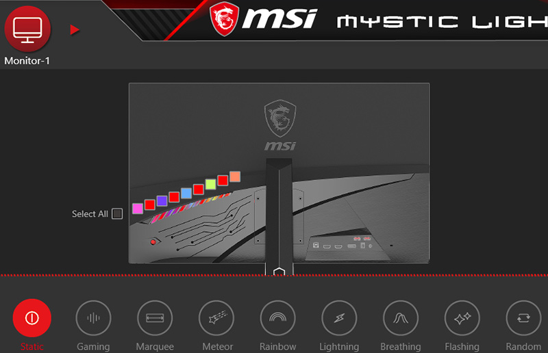 What are the top features for MSI Gaming OSD 2.0