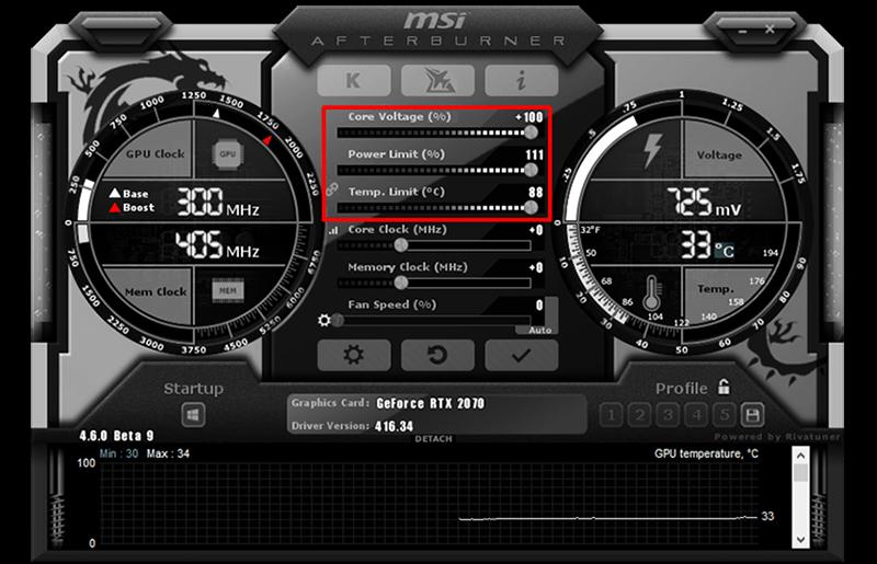 Hole mehr Leistung aus deiner GPU mit dem Afterburner OC Scanner!