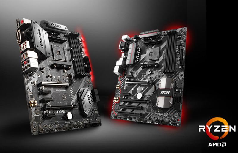 AMD B350 V.S B450 :  有什么不同?