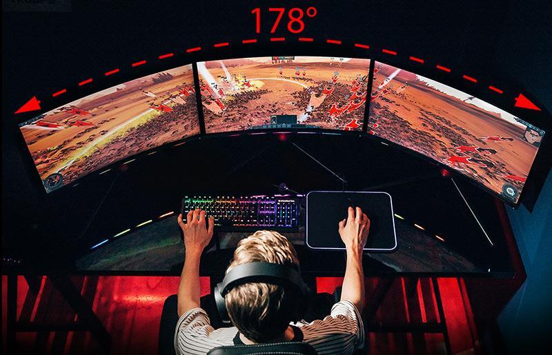 Wodurch eignet sich ein Computer-Monitor für Gaming?