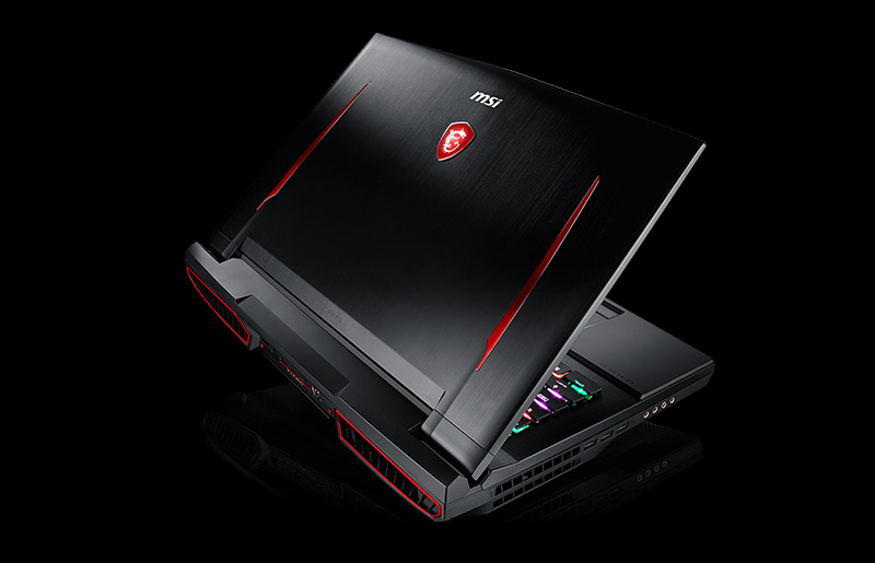 MSI GT75 Titan Got Over 86% Performance Boost with Intel® Core i9 8950HK!