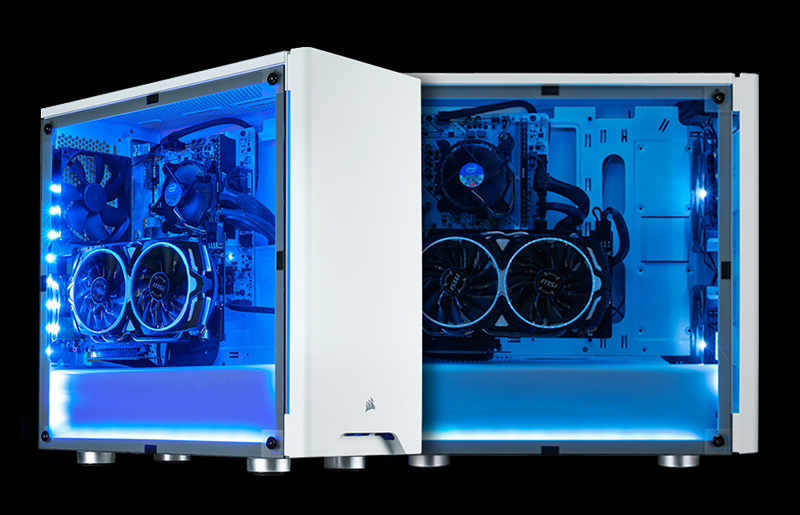Build guide 2018: the snow white Intel H310 budget gaming PC