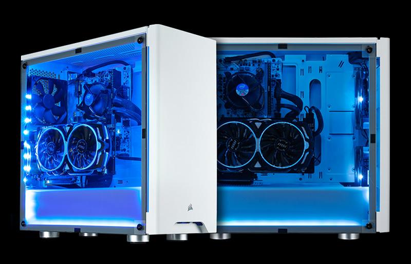最佳的雪白電腦組裝指南(H310M GAMING ARCTIC)