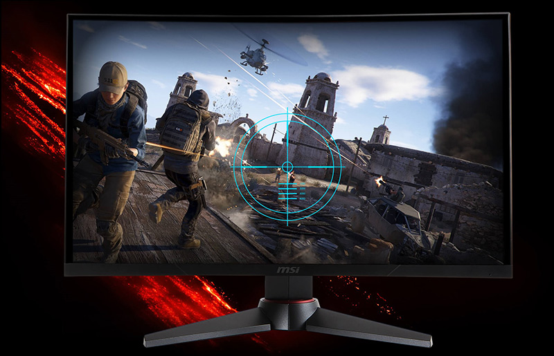 The best MSI Gaming Deksktop for our Gaming Monitors