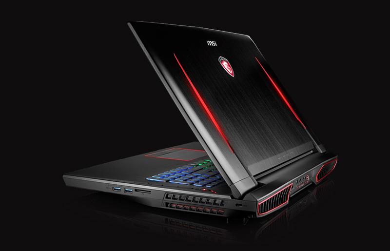 +25% к производительности! 7-ое поколение Intel Core i7 на ноутбуках MSI Gaming