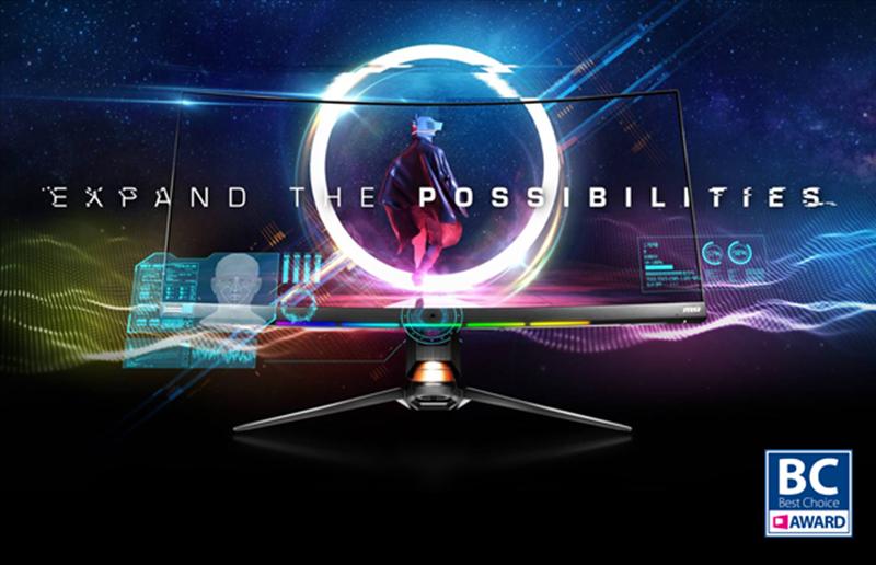 Wir stellen vor: Unser erster UWQHD Smart Gaming-Monitor