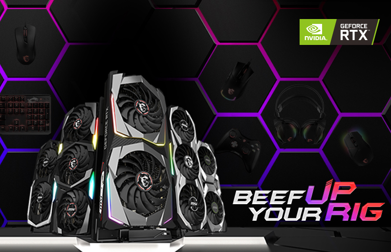 Beef up Your Rig - Unser Guide zur Landing-Page!
