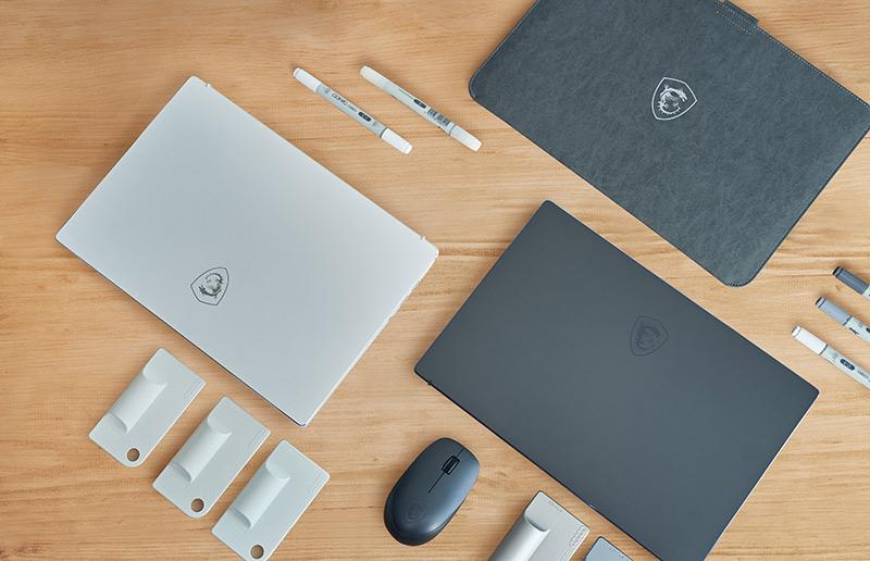 Высокопроизводительные ноутбуки MSI для «эры творцов»!