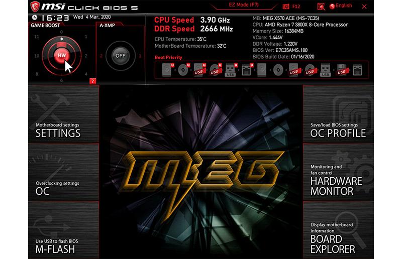 Scopriamo il BIOS UEFI di MSI e quali features esclusive ha all'interno