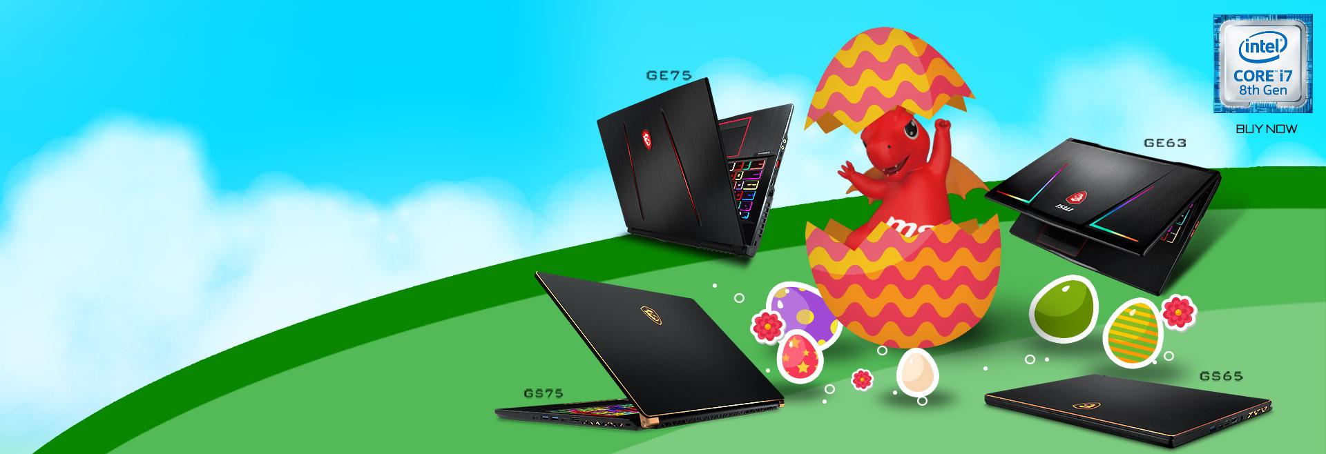 Laptop Easter Sales Msi Australia
