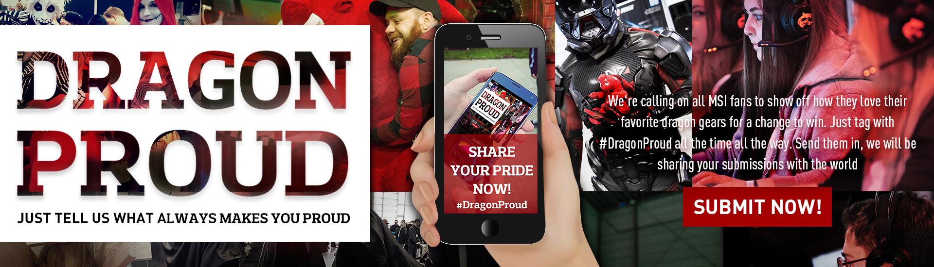 Dragon Proud