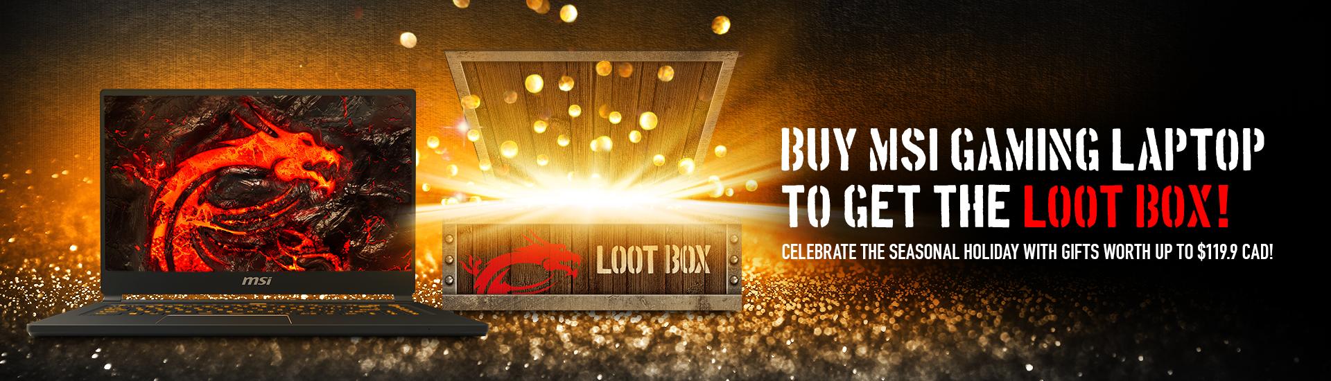 Holiday Loot Box