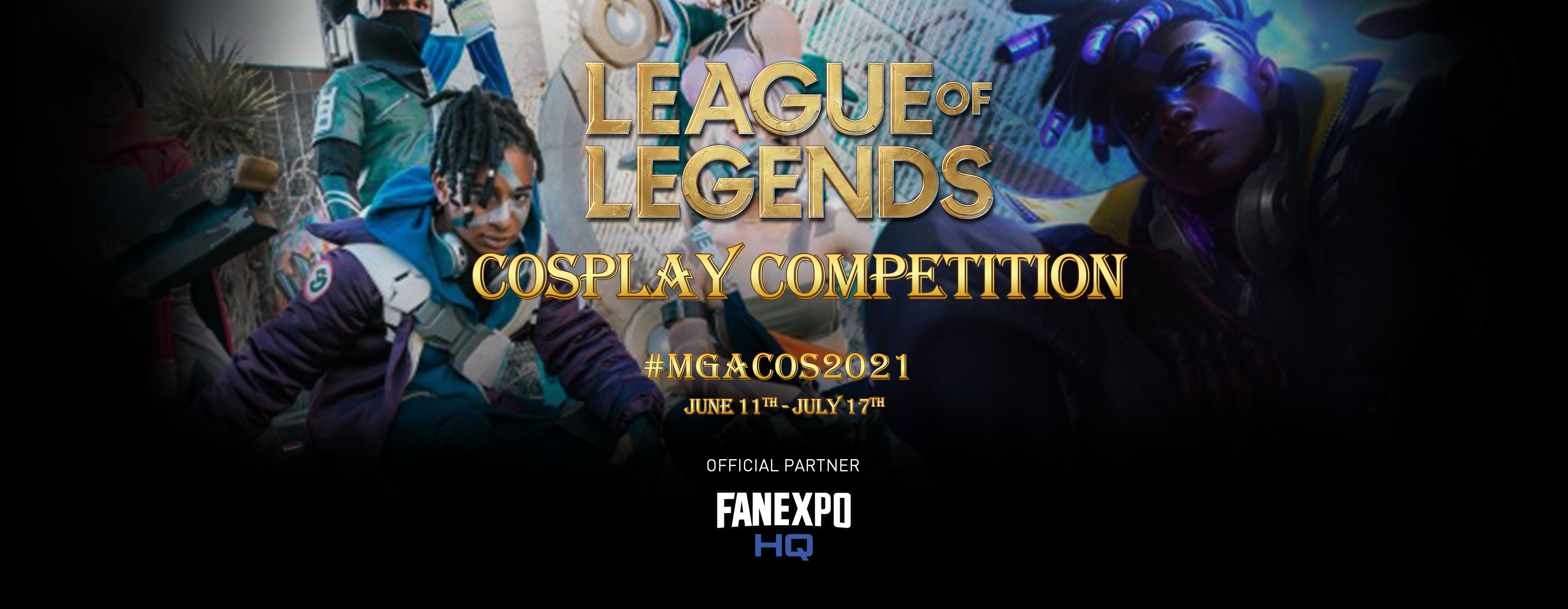 msi cosplay competition banner