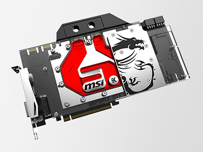 MSI AND EK OFFER DISCOUNT ON LIQUID COOLING COMPONENTS