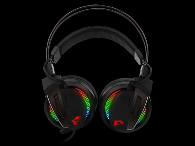 MSI ANNOUNCES IMMERSE GH70 GAMING HEADSET Get Into The Game