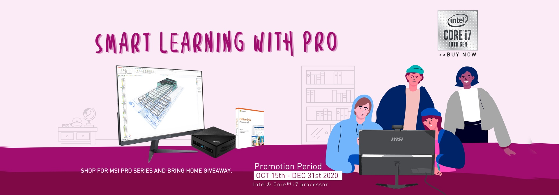 Smart Learning with PRO