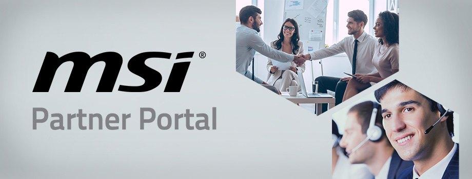 MSI Reseller Portal