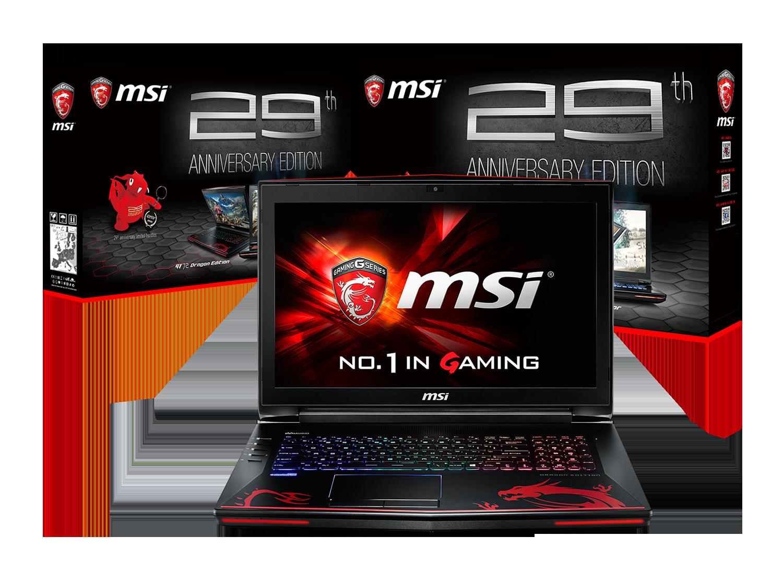 GT72S Dominator Pro G Special Edition mit GeForce GTX 980