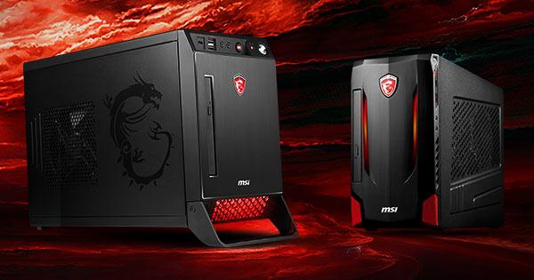 MSI präsentiert Nightblade-PCs der nächsten Generation