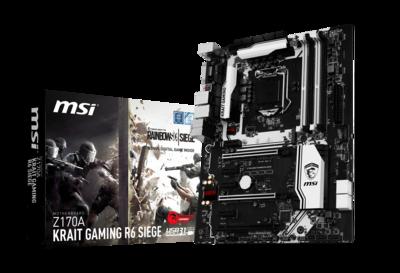 Exklusive Motherboard-Bundles zum Release von Tom Clancy's Rainbow Six Siege