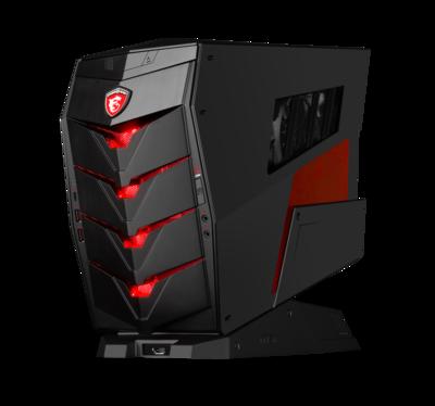 COMPUTEX 2016: MSI Aegis X für Gaming- und VR-Vergnügen geschmiedet