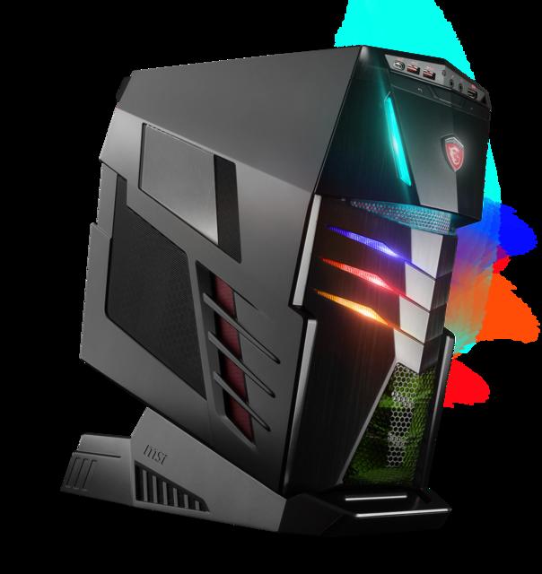 MSI präsentiert neues Gaming-PC-Flaggschiff »Aegis Ti«
