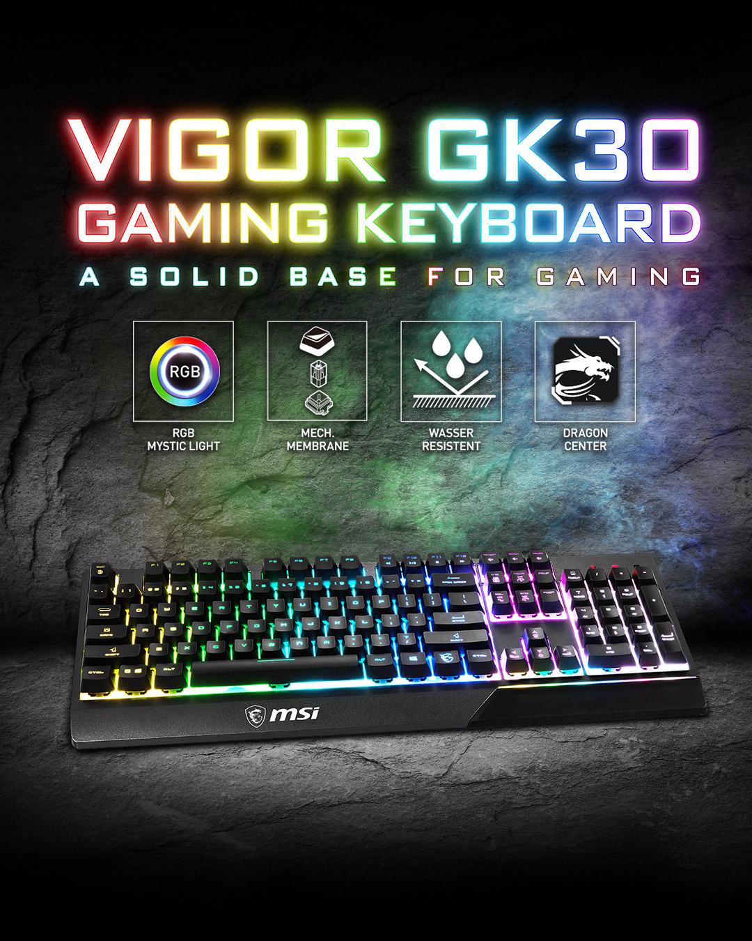 Vigor GK30