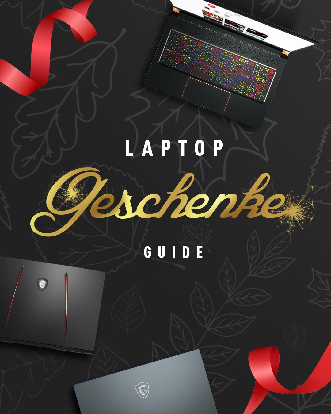 Laptop-Geschenke-Guide