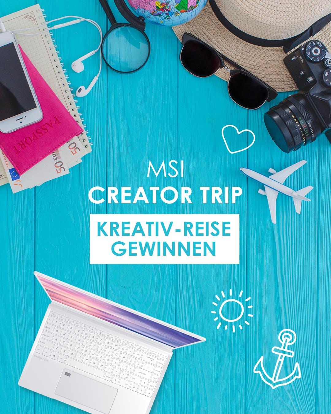 MSI Creator Trip