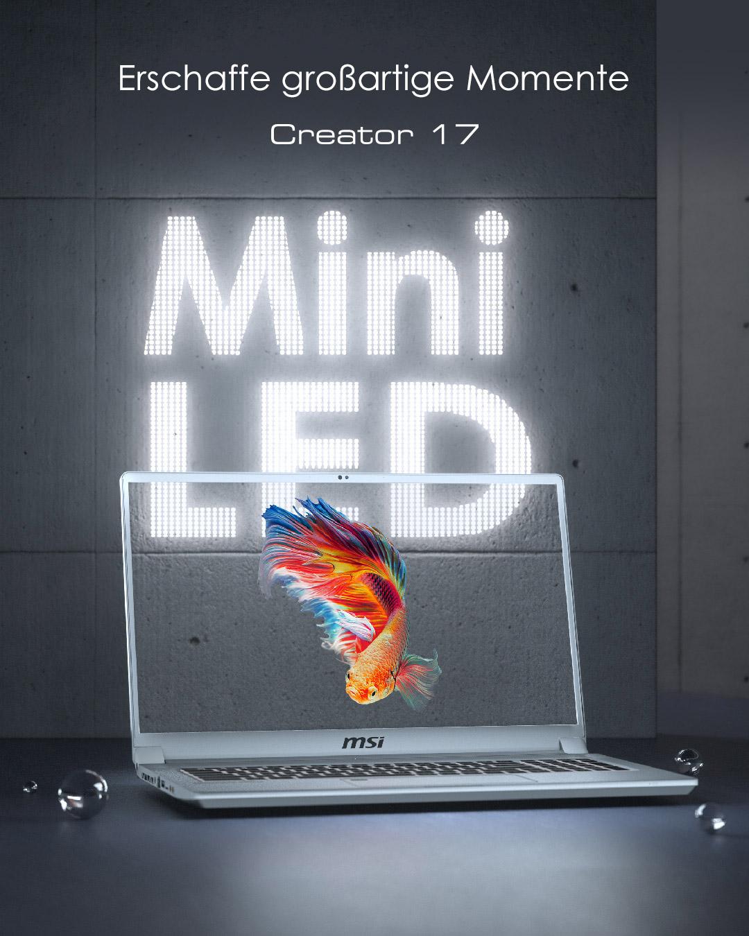 CREATOR 17 CREATE SPLENDID MOMENTS