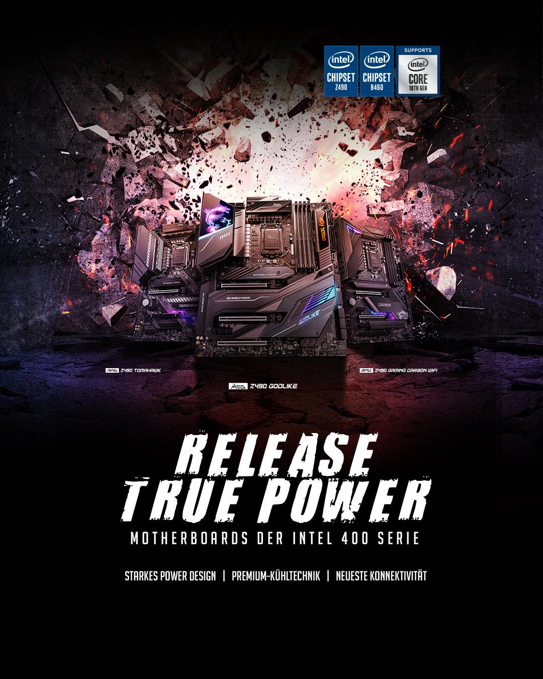 Release true power