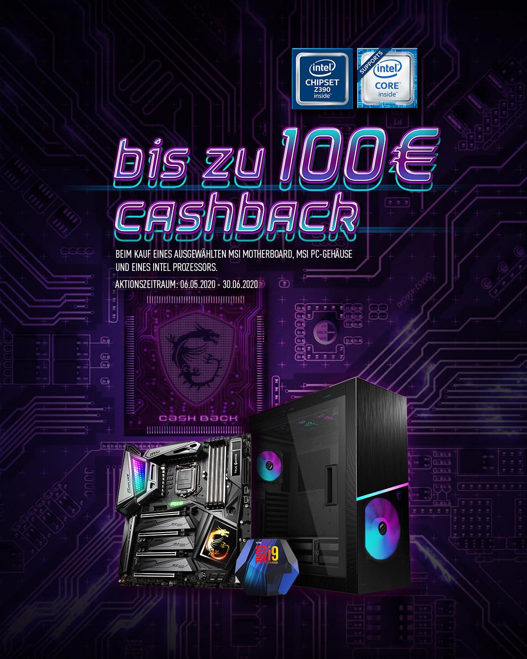 Z390 Cashback