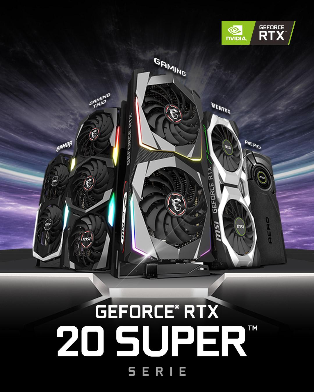 Nvidia RTX 20 Serie