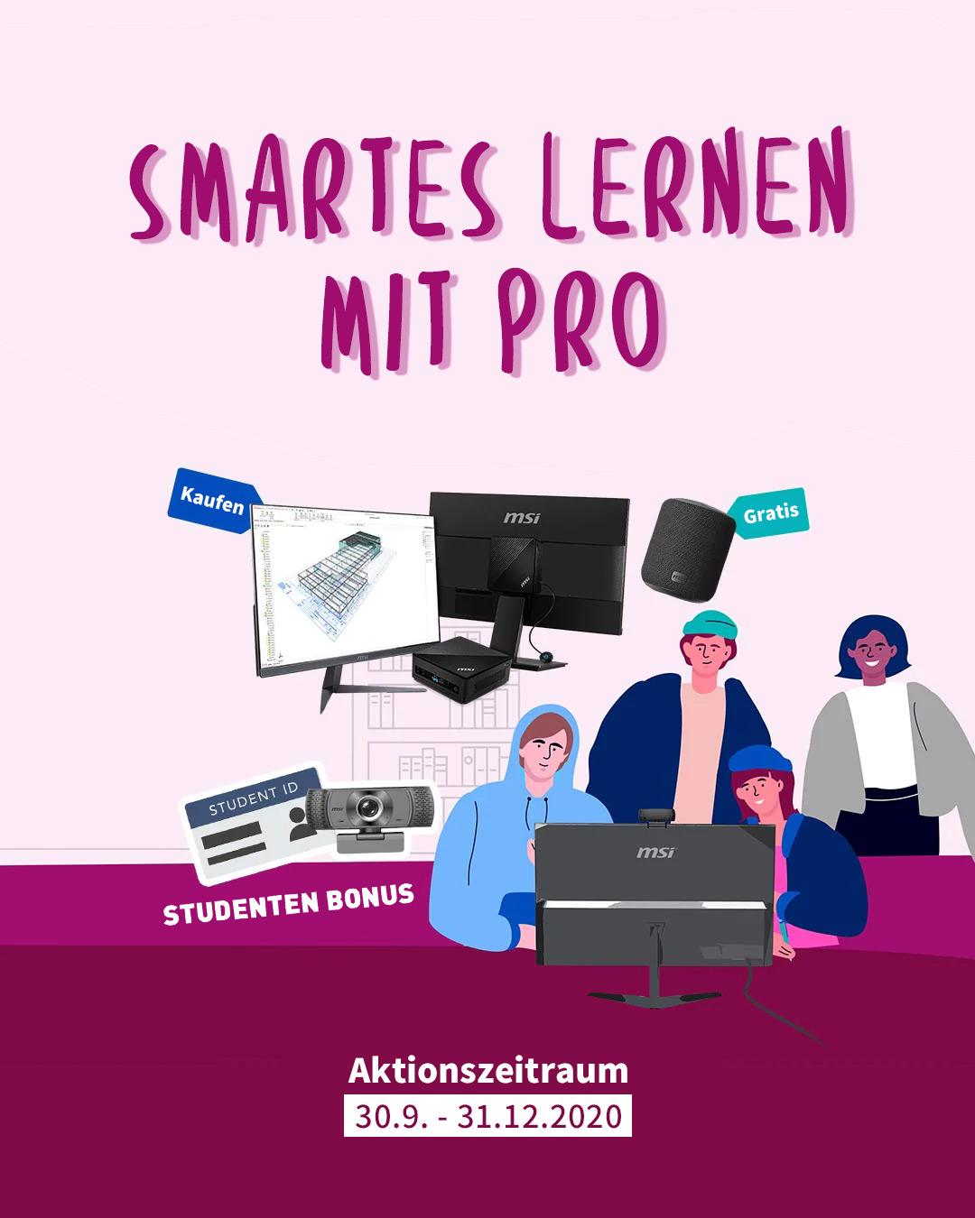 Smartes Lernen mit PRO