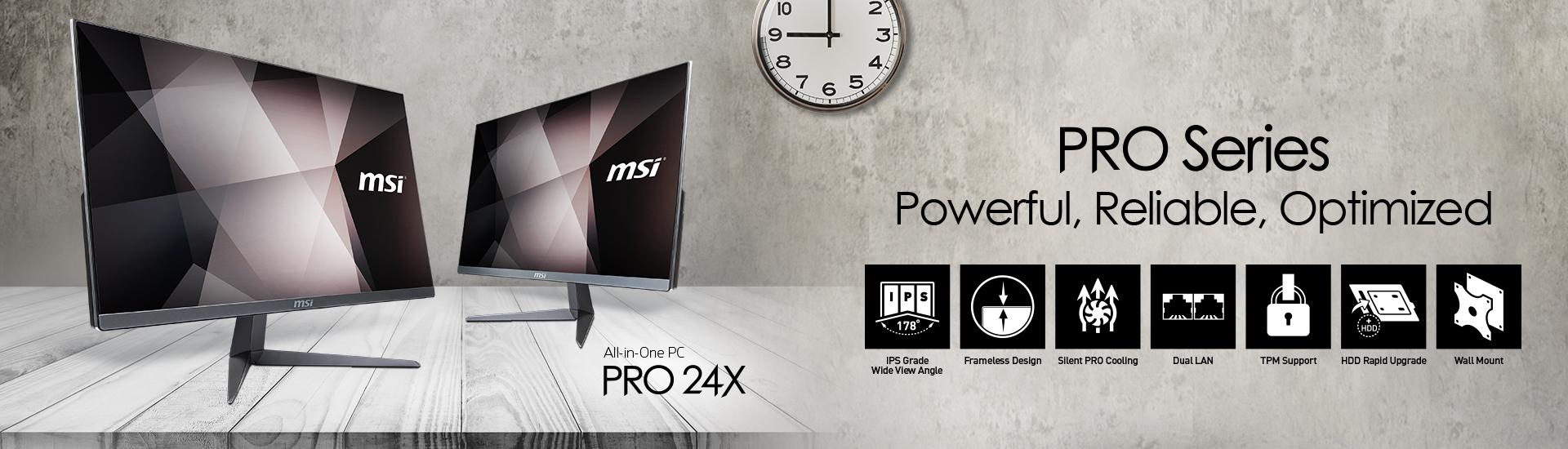 All-in-one PRO24X