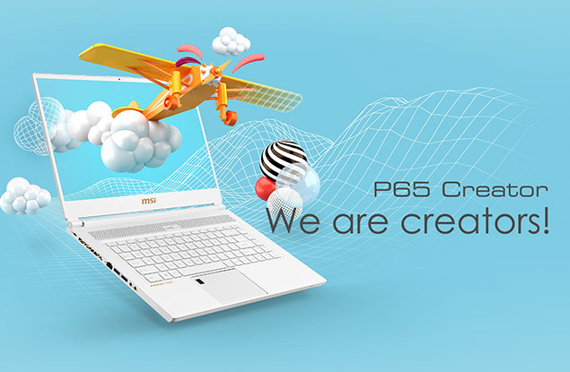 P65 Creator