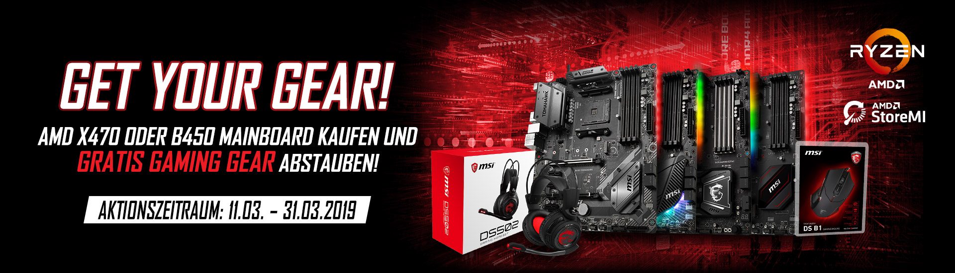 AMD Get your Gear Bundle