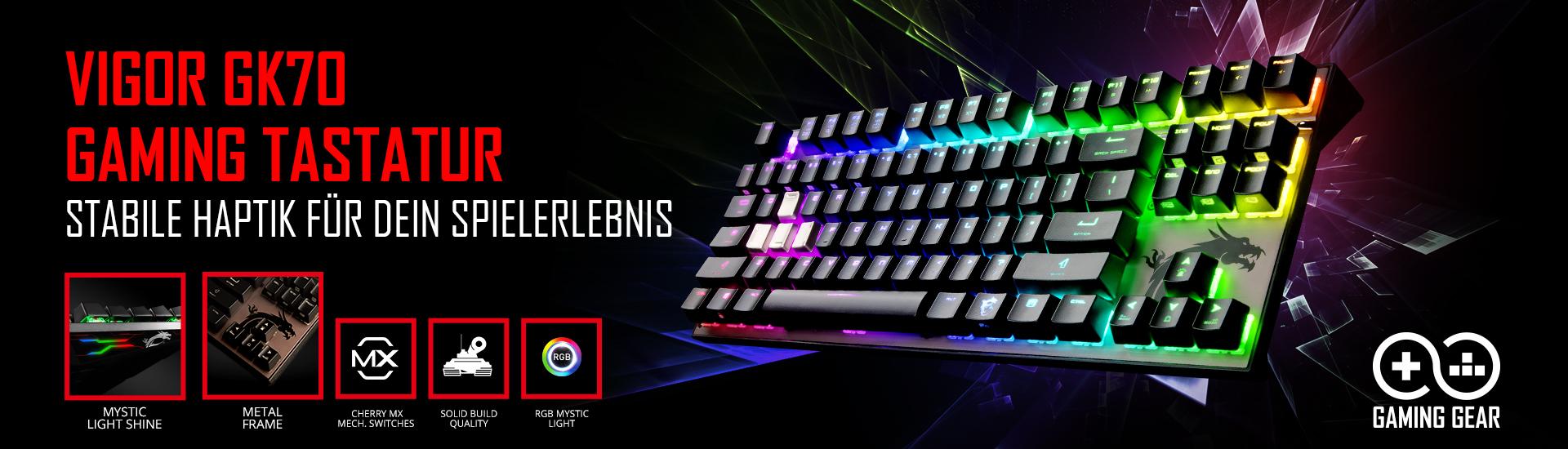 GK70 Keyboard