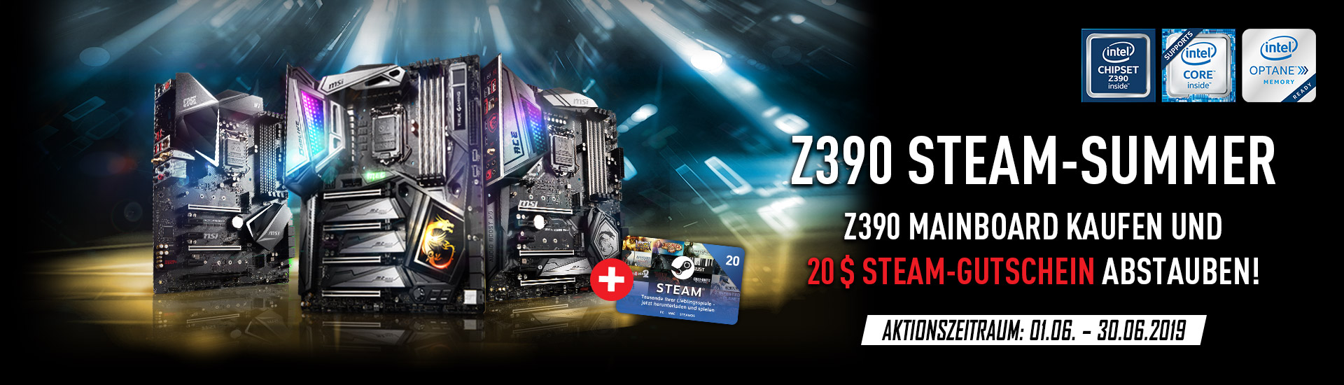 Z390 STEAM SUMMER