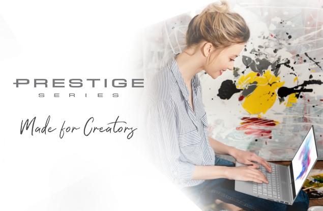 Prestige made for creators
